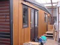 Mobilní dům Mobilní dřevěná chata