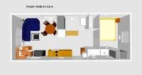 Mobilní dům MoBy