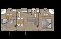 Mobilní dům XLINE